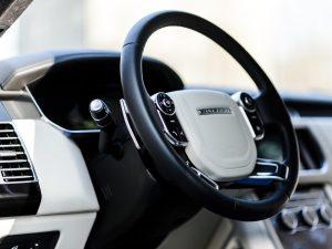 The Range Rover Astronaut Edition