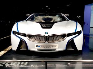 BMW to Release Self-Driving Cars in 2021